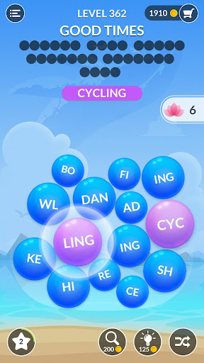 Word Serenity - Calm & Relaxing Brain Puzzle Games  screenshots 2