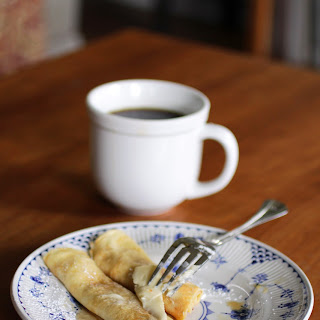 Aunt Janet's Swedish Pancakes