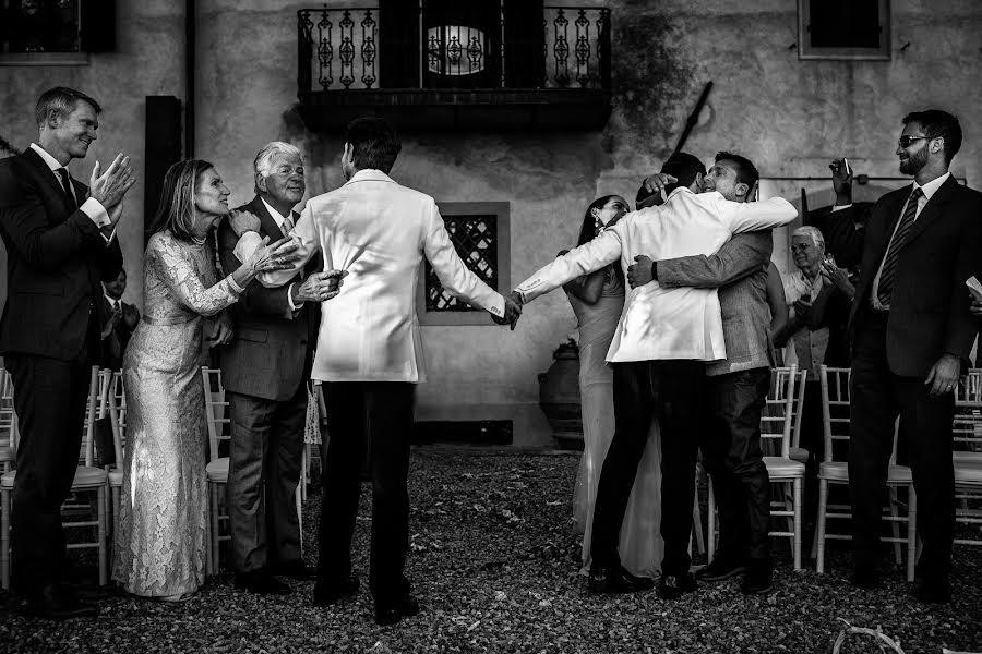 Wedding photographer Damiano Salvadori (damianosalvadori). Photo of 15.10.2018