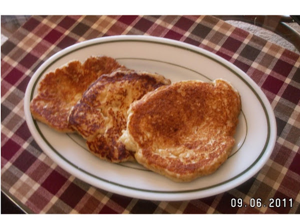 Potato-e Pancakes By Calvin Recipe