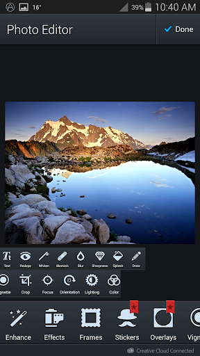 Photo Force (Enhance - Editor) 1.0.1 screenshots 2