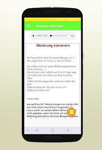 Brief Schreiben Zur Prüfung Deutsch B1 Applications Sur Google Play