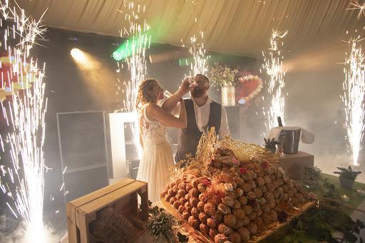 Labtec Prod | Vidéaste mariage | Photo pièce montée coté jardin la bouilladisse