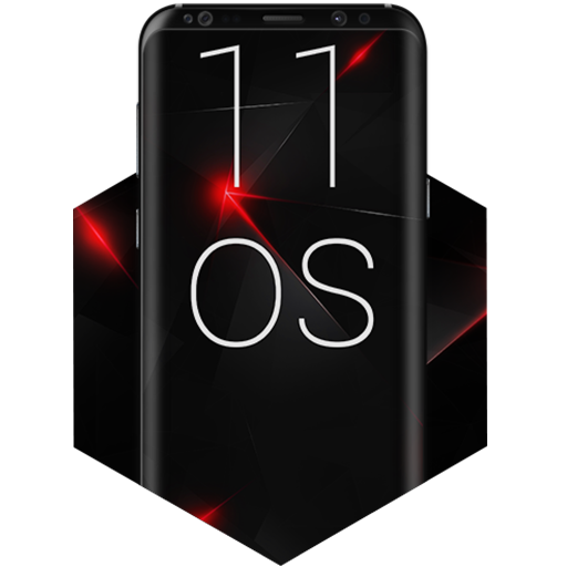 ilauncher OS 11 - ios 11 theme QHD