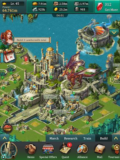 Dragons of Atlantis 10.0.3 screenshots 12