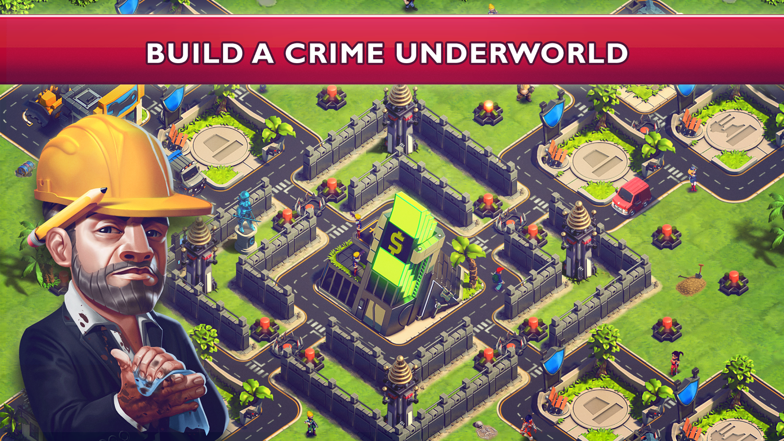 Free Mafia Wars: New York cell phone game