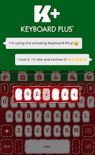 Santa Keyboard - náhled