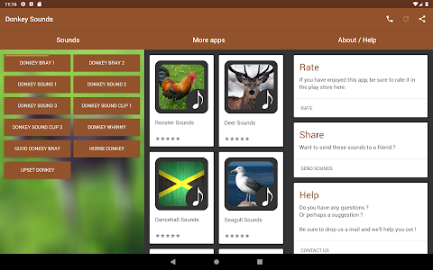 Download Bsounds - Donkey Sounds APK latest version app for