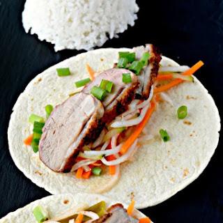 Duck Bahn Mi Tacos Recipe