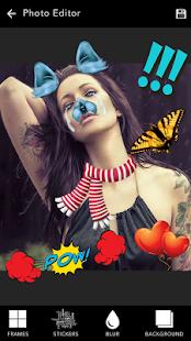 Selfie Sticker Camera - náhled