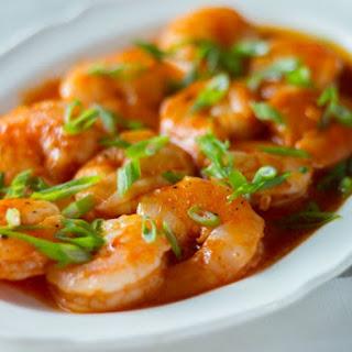 Sous Vide Gochujang Shrimp