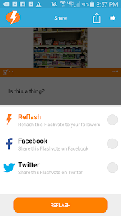 Flashvote- screenshot thumbnail