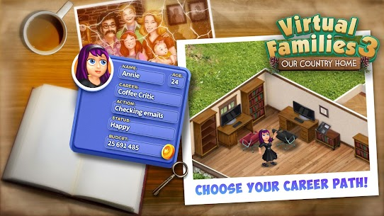 Virtual Families 3 Mod Apk (Unlimited Money) 5