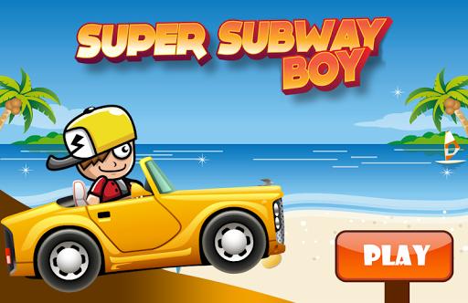 Super Subway Boy