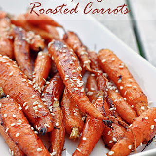 Honey Brown Sugar Roasted Carrots Recipes