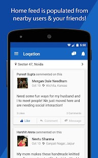 Download Loqation - Interact Locally APK for Android