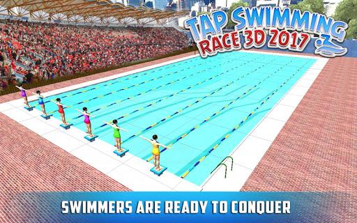 Tap Swimming Race 3d 2017