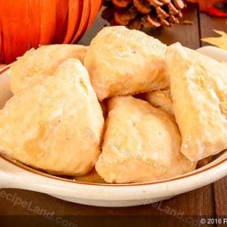 Easy Sweet Potato Biscuits (Scones)