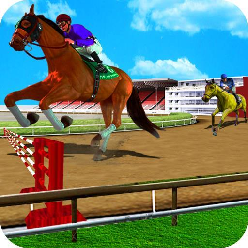 Horse Game With Arabian Horse