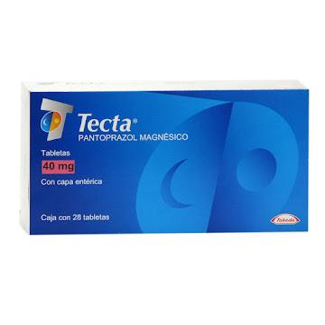 Tecta 40Mg Tabletas Caja   X28Tab. Takeda Pantoprazol Magnésico