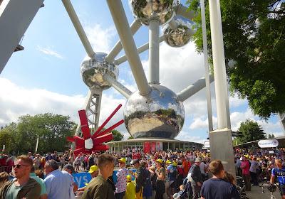 Twee Belgische steden vallen in de prijzen en krijgen het 'Tour de France wielerstad'-label