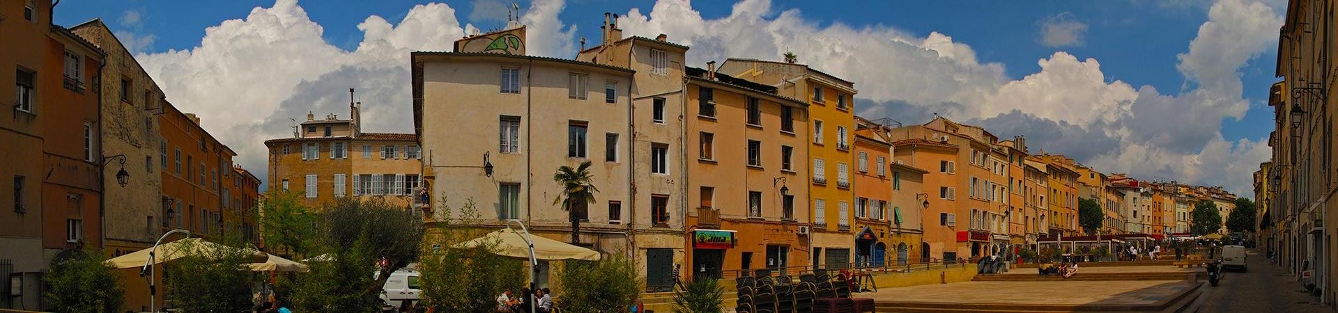 Immobilier Aix-en-Provence