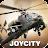 GUNSHIP BATTLE: Helicopter 3D logo