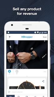 xShopper - náhled