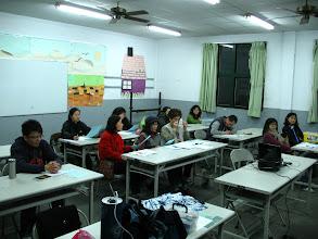 Photo: 20110324把玩藍色-植物藍染技藝006
