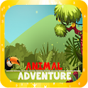 Animal Adventure - Puzzle Quiz icon