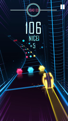 Roller Rush screenshot 4