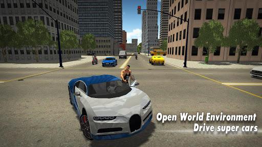 Télécharger Gratuit City Car Driver 2017  APK MOD (Astuce) screenshots 1