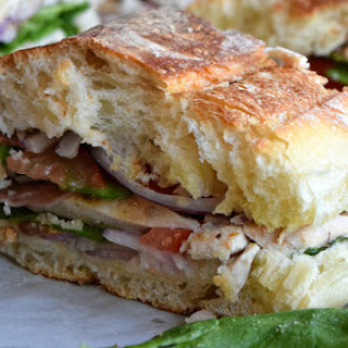 Turkey Panini Sandwich Recipes