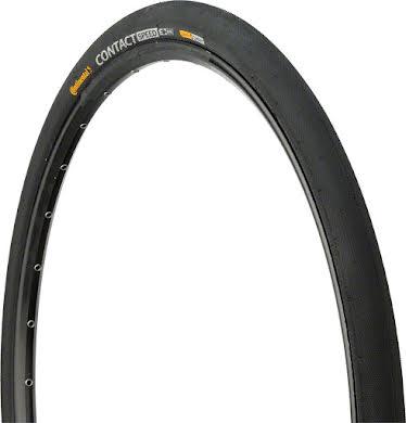 Continental Sport Contact Tire 700x35-37c Steel Bead, Black alternate image 0