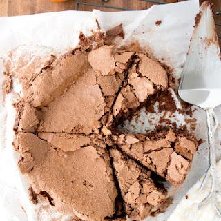 Chocolate Orange Flourless Cake Recipe