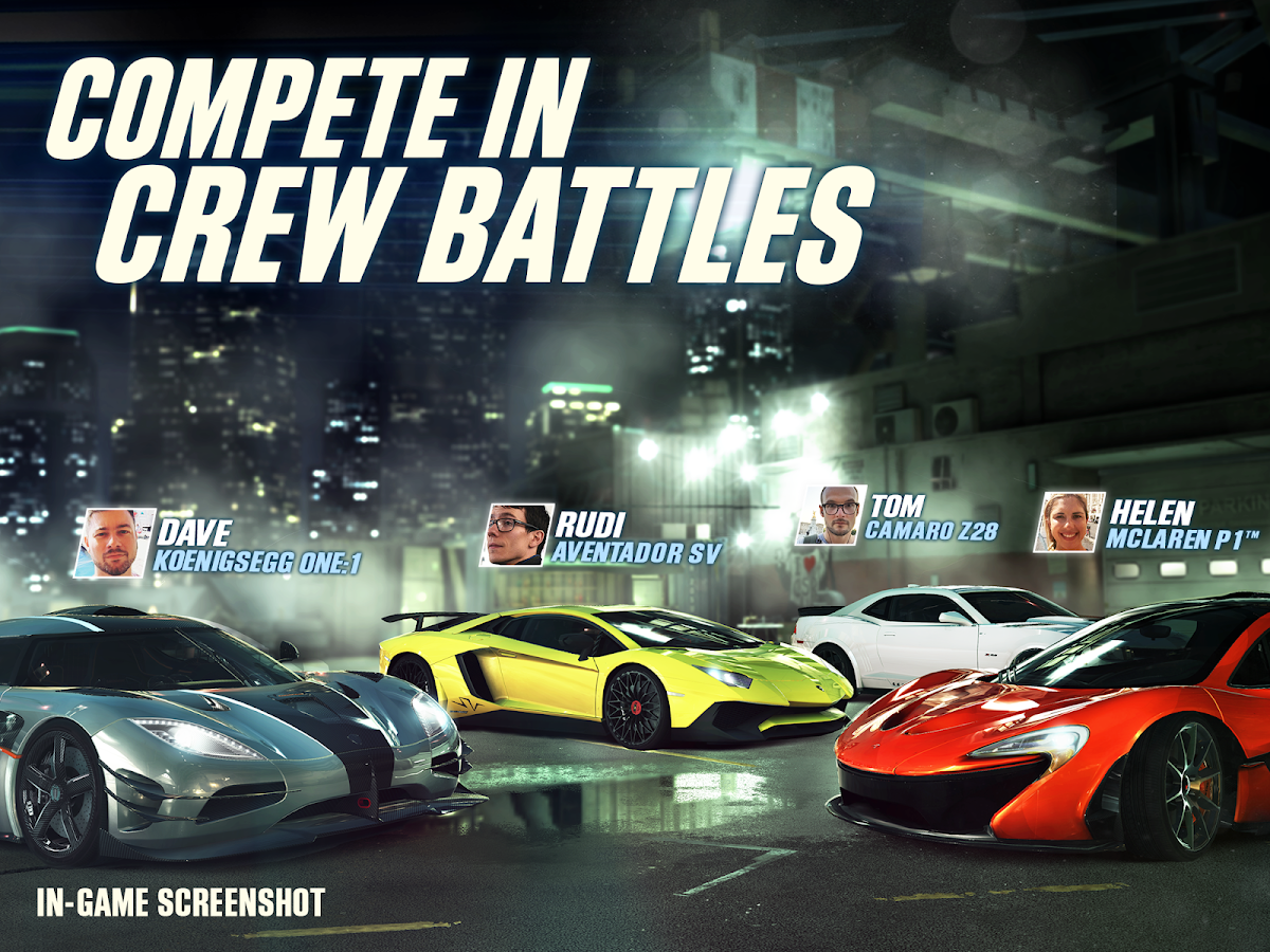 CSR Racing 2- screenshot