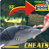 Cheat Hungry Shark Evolution