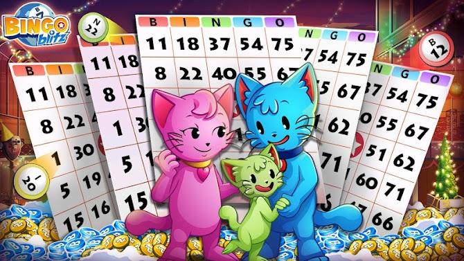 Bingo Blitz: Free Bingo Android 4