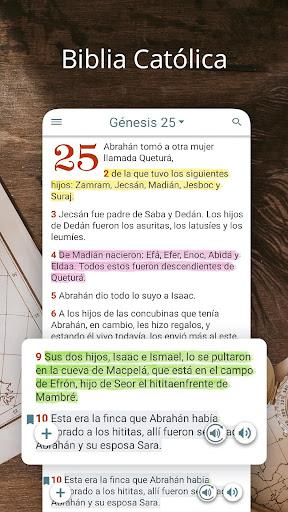 La Santa Biblia Católica 5.5.7 screenshots 1