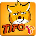tifo's adventure icon