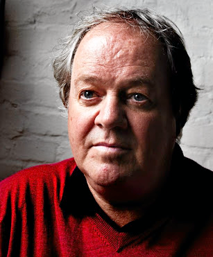 IN THE EYE OF THE STORM Investigative journalist and author Jacques Pauw.