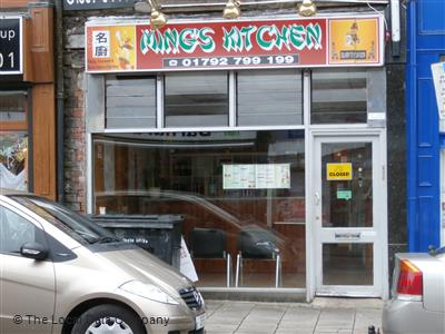 Mings Kitchen on Woodfield Street - Chinese Fast Food Takeaway in ...