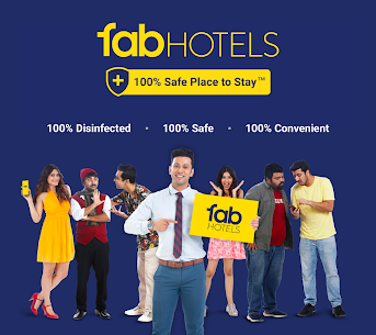 FabHotels: India's Best Hotel Rooms Booking App 5.4.0 Mod APK Download 1