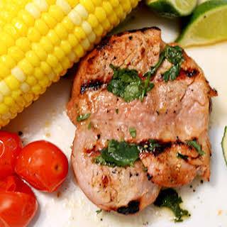 Alton Brown Pork Chops Recipes.