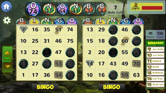 Black Bingo Free Online Games Slunecnice Cz