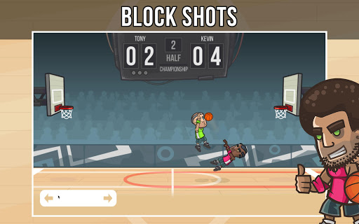 Basketball PVP for PC