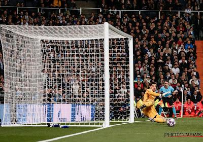 """Courtois beschrijft penaltyfase met De Bruyne: """"De bal was praktisch onmogelijk te pakken. Ook al had ik de goede hoek gekozen"""""""