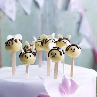 Honeybee Cake Pops