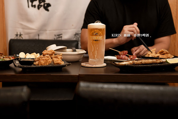 享受一個人的宵夜場|撫慰日常的麒麟一番搾り啤酒