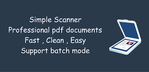 Simple Scan - Free PDF Scanner App - Apps on Google Play